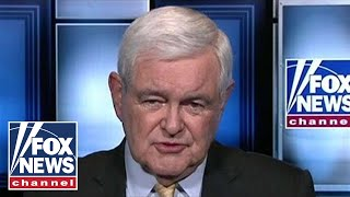 Gingrich praises Macron's response to Notre Dame fire