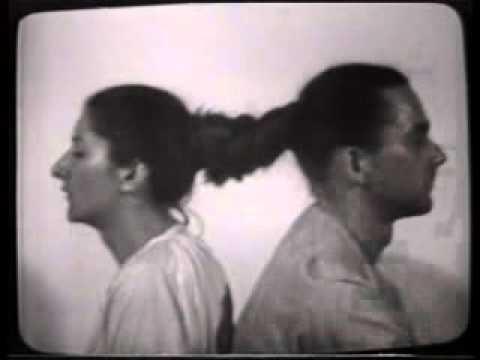 Relation in Time. Marina Abramović and Ulay