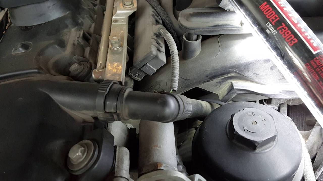 Cold weather misfires and CEL, common issues $50 fix! - E46Fanatics