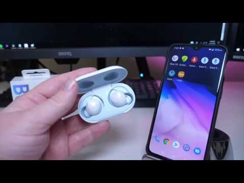 Samsung Galaxy Buds How To Connect To Any Android Phone