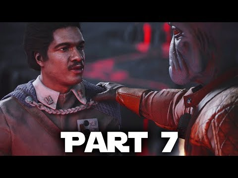 Star Wars Battlefront 2 Gameplay Walkthrough Part 7 - SULLUST (Single Player Campaign)