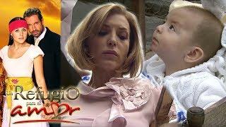 Un refugio para el amor - C137: ¡Rosa Elena se reencuentra con el bebé de Luciana!