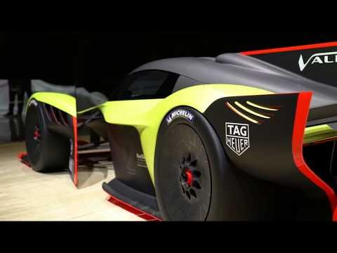 Aston Martin Valkyrie Amr Pro 1 100 Horsepower Preview