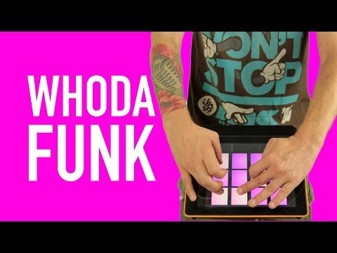 Whoda Funk - Electro Drum Pads 24