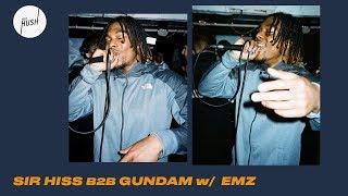 Sir Hiss b2b Gundam w/ Emz DJ set | Keep Hush Live: New World Audio