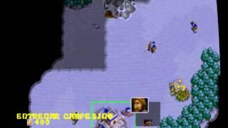 Warcraft II: The Dark Saga (Playstation) - castellano