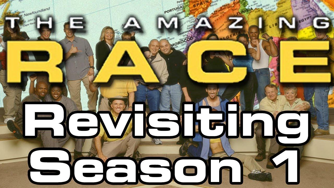 Download The Amazing Race - Season 1 Retrospective
