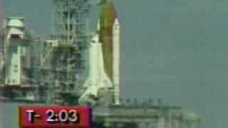 STS-26 Return to Flight seen live on CBS