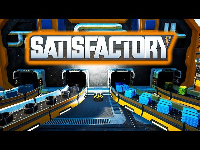 The Largest Production Unit in Satisfactory - Manufacturers! Automating Computers to Unlock Jetpack