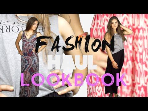 FASHION HAUL & LOOKBOOK ♡| Vero Moda, H&M, Only & Hilfiger Denim