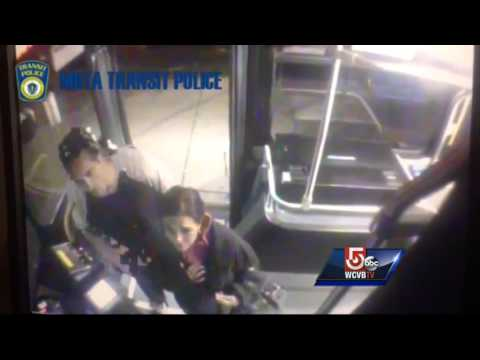 MBTA Driver Attacked