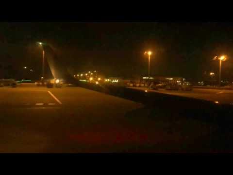 Landing@Chubu Centrair International Airport 18 JAL B737-800