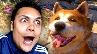 CUTEST DOG IN A VIDEO GAME EVER !!! (Far Cry New Dawn)