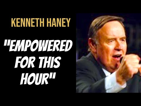 "Bishop Kenneth F. Haney preaching ""Empowered For This Hour"" GC 2006"