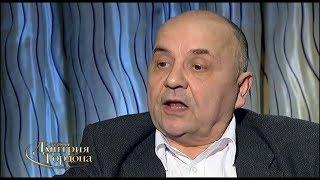 Суворов: Мне очень приключения господина Депардье нравятся! Это уже последним мерзавцем надо быть…