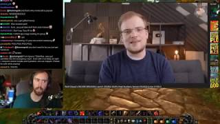 """Asmongold Reacts to """"WoW Classic's RECORD BREAKING Launch: DOUBLE WoW's Peak Numbers"""" by Bellular"""