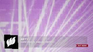Arty - Hope (Faruk Sabanci Remix) [Extended] OUT NOW