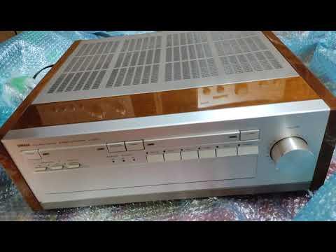 Распаковка, звучание, Yamaha