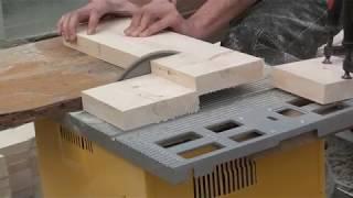 изготовление рамки на 145 мм  (1 ЧАСТЬ)