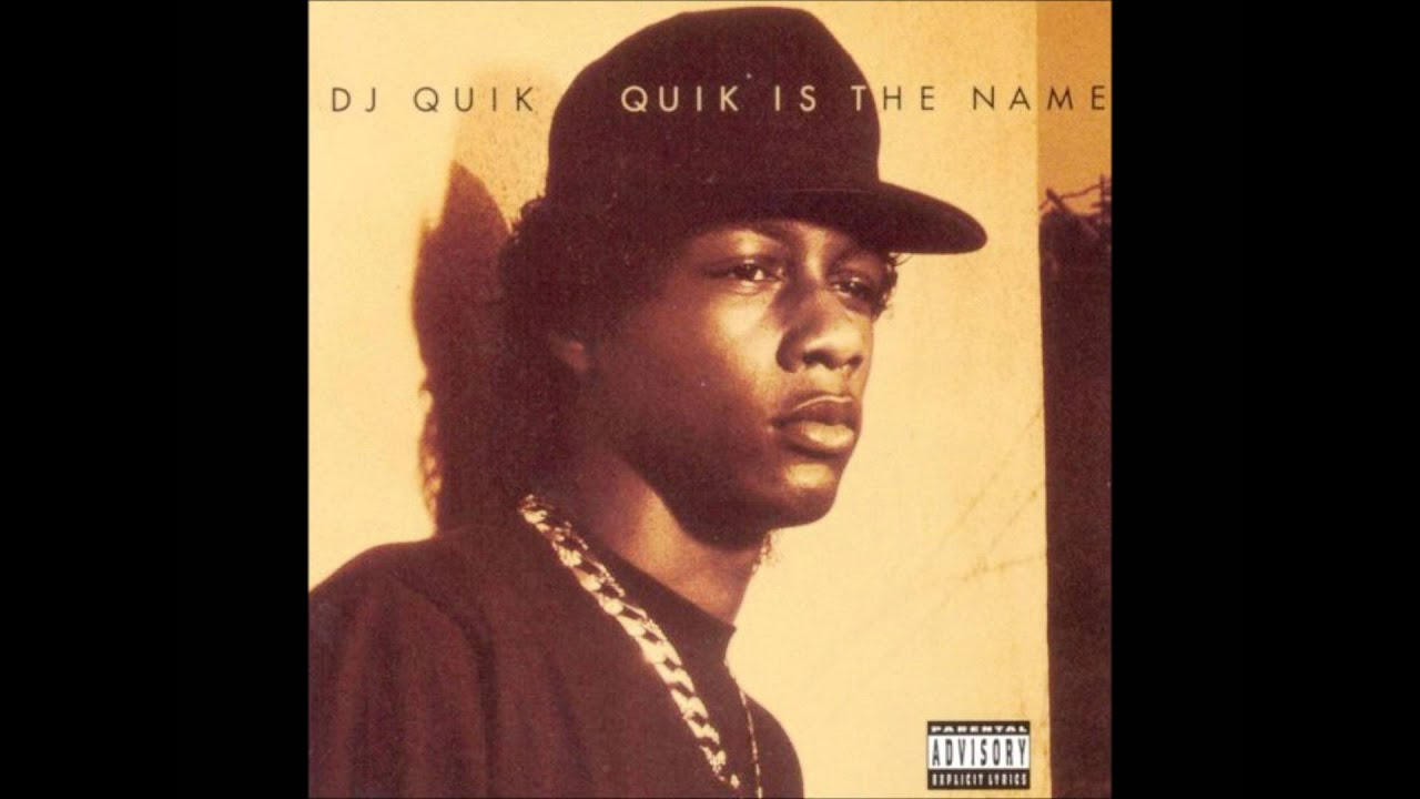 DJ Quik Born And Raised In Compton / Sweet Black Pussy