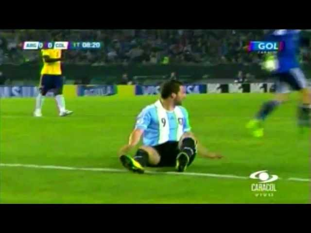 Atajadas David Ospina Argentina Vs Colombia (07/06/2013) Videos De Viajes