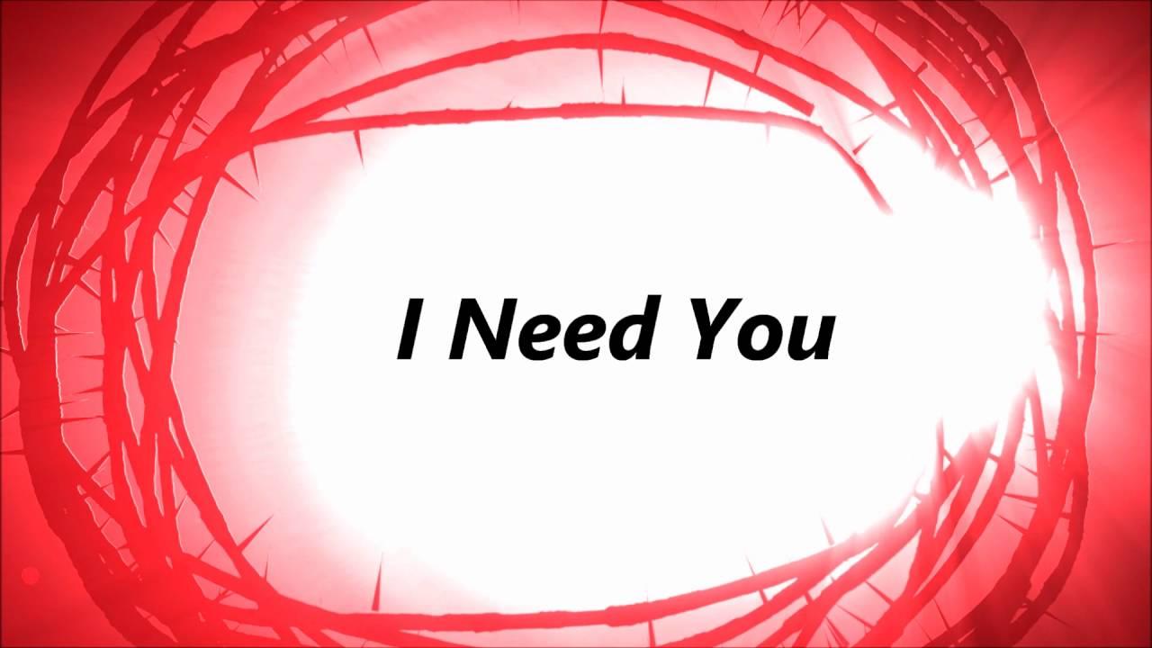 donnie-mcclurkin-i-need-you-lyrics-jesus4life