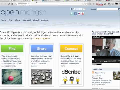 QuickTip #33: Open Education Resources (OER)