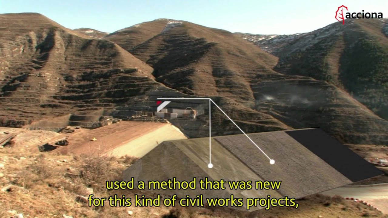 Terroba Dam