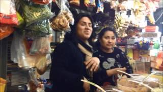 видео: Жизнь в Чили, фруктово-овощной рынок La Vega