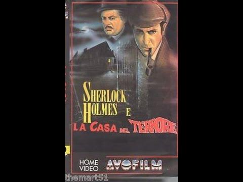 SHERLOCK HOLMES : LA CASA DEL TERRORE - Film Giallo