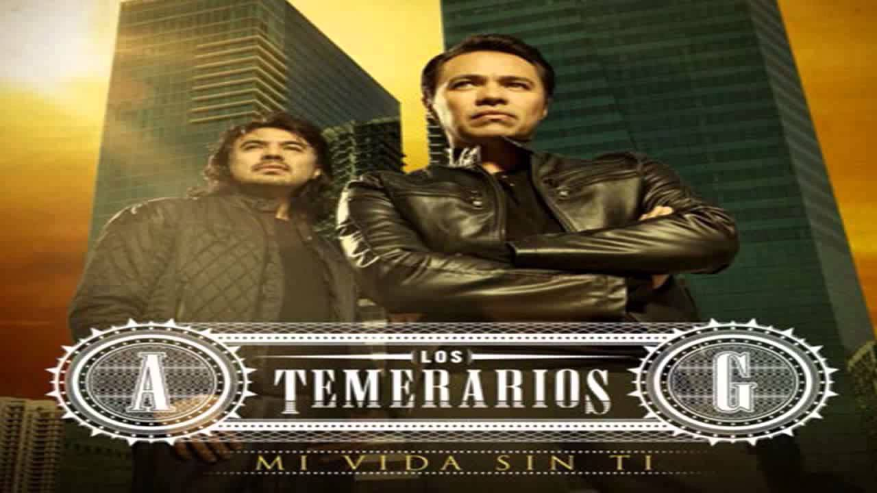 Mix Los Temerarios Mi Vida Sin Ti 2012 Cd Completo Youtube