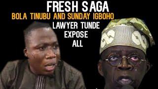 Bola Tinubu and Sunday lgboho SAGA exposed by Lawyer Tunde