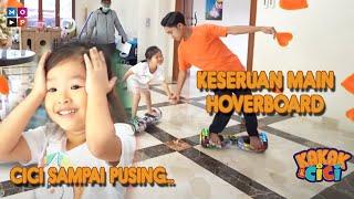 Kakak Cici Keseruan Main Hoverboard Cici Sampai Pusing MP3