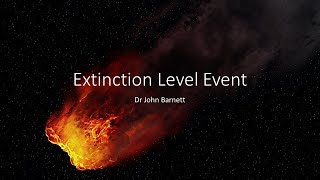 GOD WARNS THE WORLD WHAT IS COMING--An Extinction Level Event is on the HORIZON!