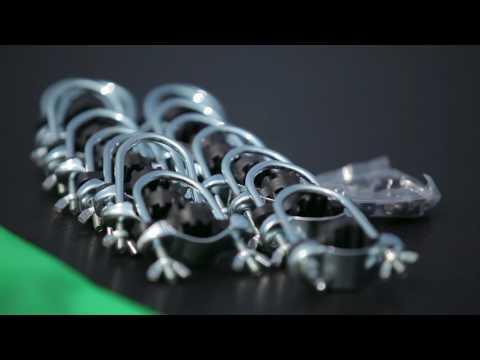 Видео Оцинкованное сталь 0 7 в спб