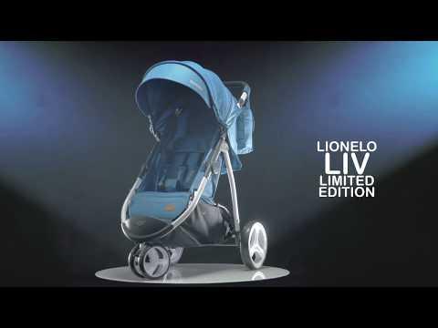 Stroller Lionelo Liv - limited edition