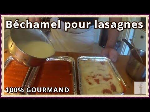 béchamel-pour-lasagnes