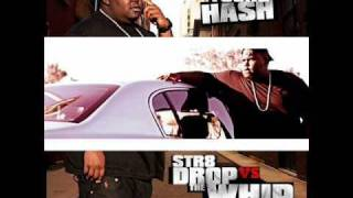 Young Hash & Cory Gunz - Str8 Drop vs The Whip [New/CDQ/Dirty/2010/May][Prod By SDot & APro]