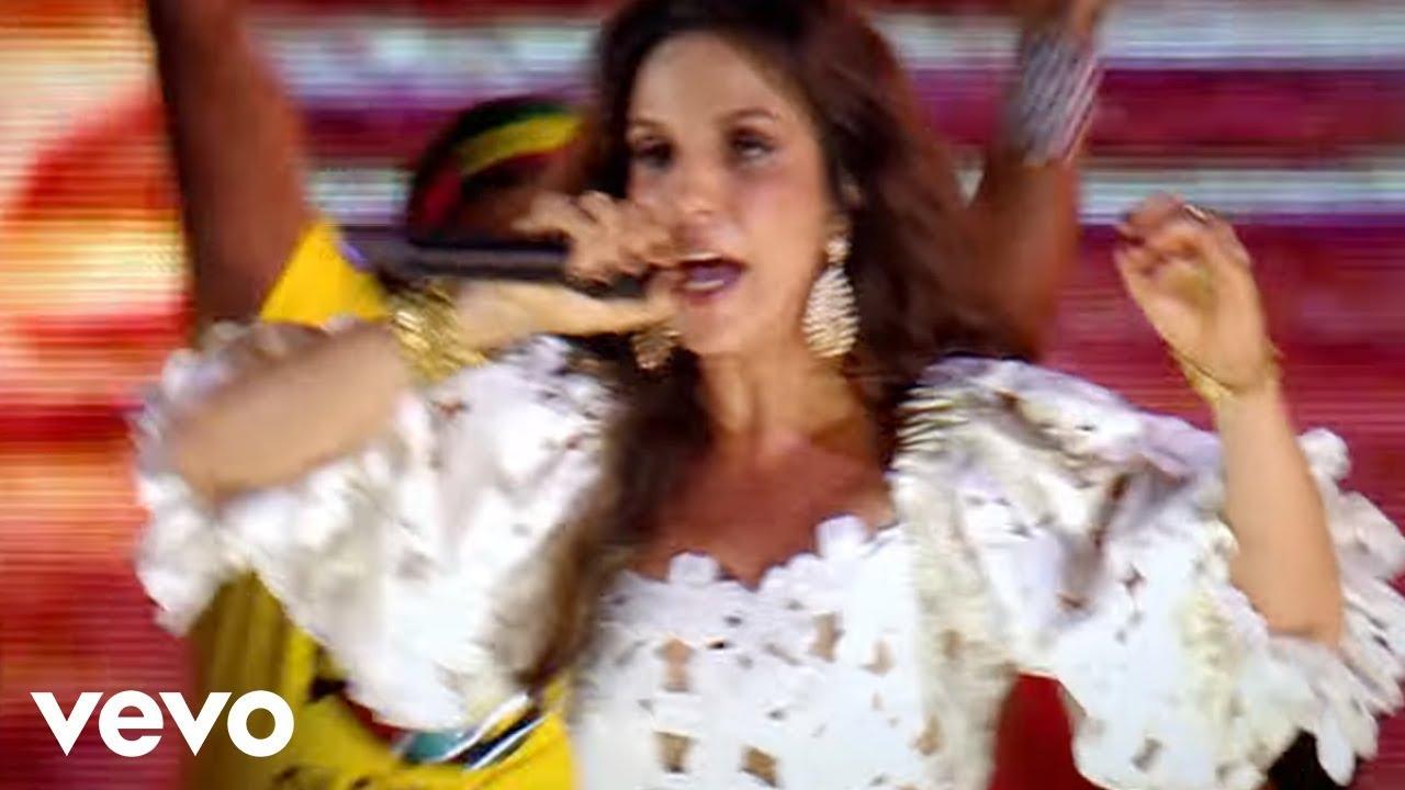 Download Ivete Sangalo - Medley: Faraó Divindade Do Egito / Ladeira Do Pelô / Doce Obsessão