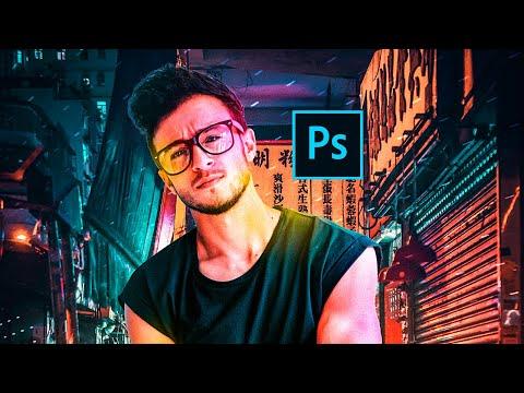 Speed Art | Edição PRO com Photoshop CC