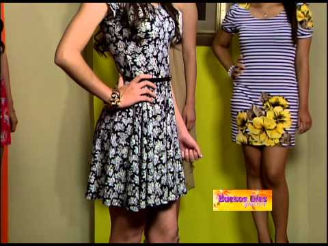 d4452c2275 Modelos VESTIDOS FRESCOS PARA ESTE VERANO - YouTube