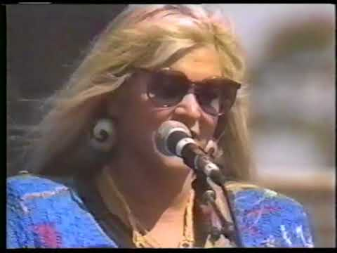 Melanie 20 Years After Woodstock Reunion 1989