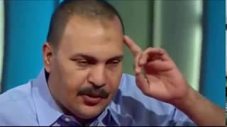 رجل مصرى يكاد يجرد زوجته من ملابسها امام المشاهدين والسبب كارثى فى برنامج المسامح كريم
