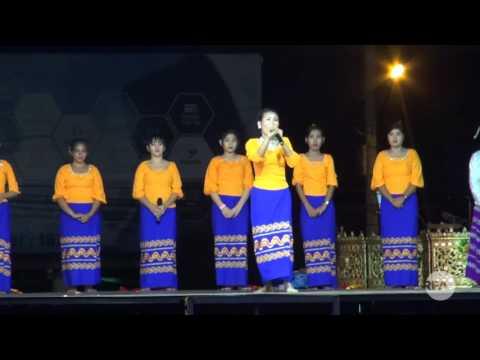 Yangon Water Festival Arpama Dana ThanPa Dahta Thangyats, April 15 2017