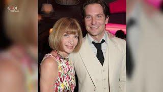 Bradley Cooper e Anna Wintour nuova coppia? L'ironia sui social