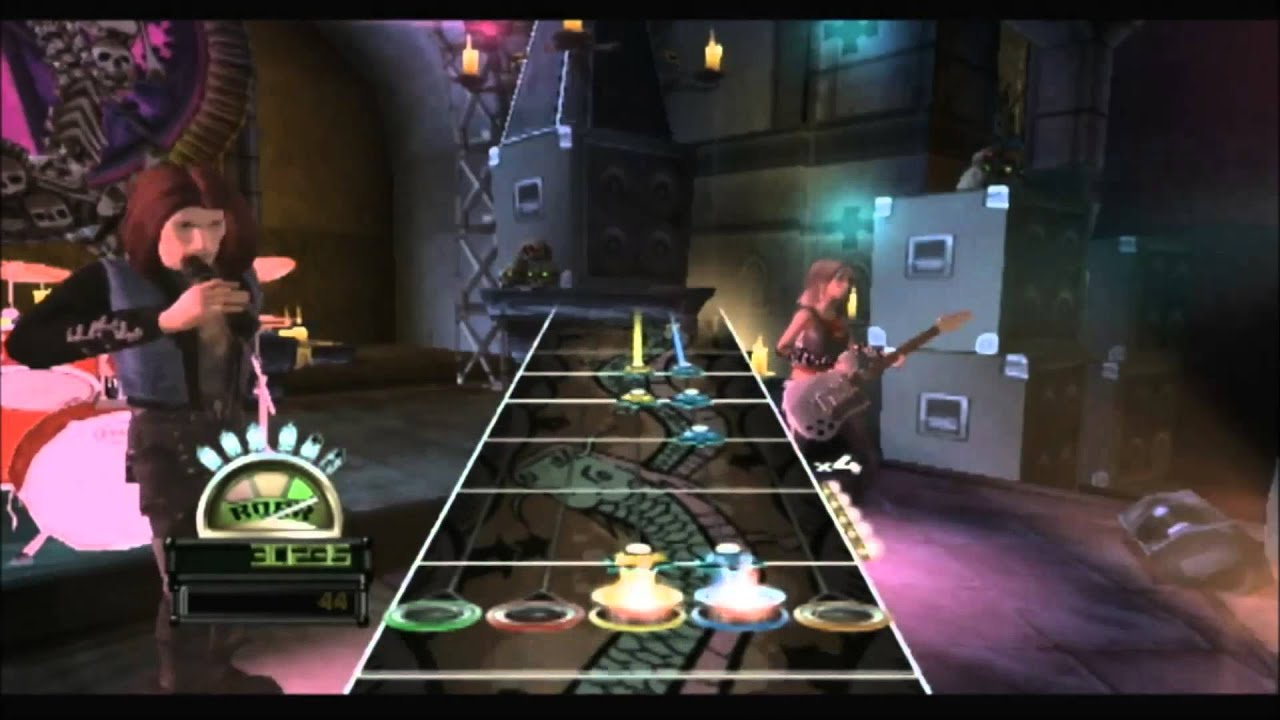 Guitar Hero World Tour Nintendo Wii Review & iso download