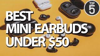 Video Best Mini Earbuds Under $50 download MP3, 3GP, MP4, WEBM, AVI, FLV Juli 2018