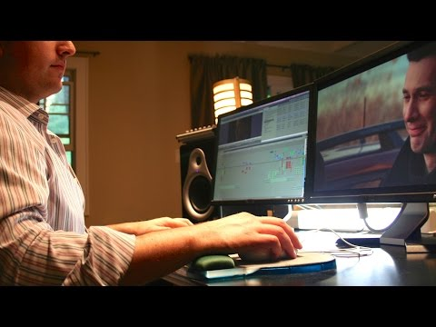 Film Editors - The Last Writers of A Movie