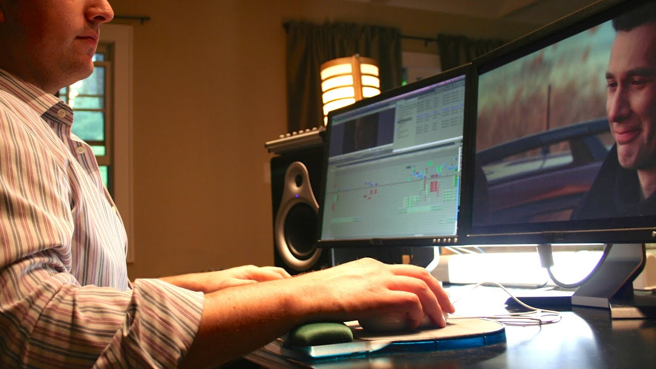 film editing paper