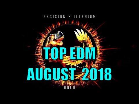 Top 20 EDM Songs of August 2018 (Week of Aug. 4)